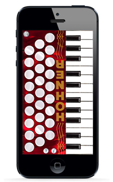 Hohner Piano Accordion App Icon